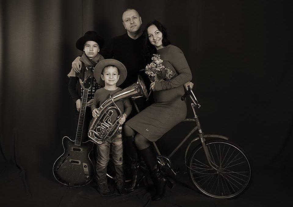 Mes – šeima